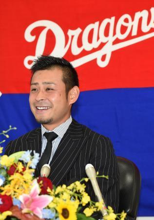 中日朝倉「幸せな野球人生をして終了」