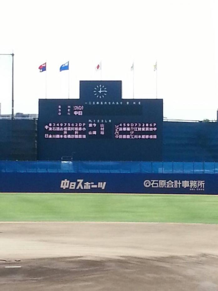 中日・高橋周平、二軍戦出場キタ━(゚∀゚)━!