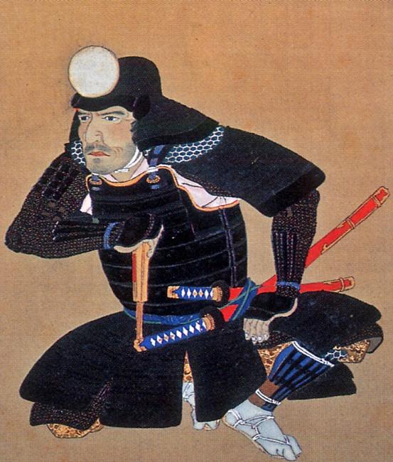 【朗報】和田さん、戦国武将だった。