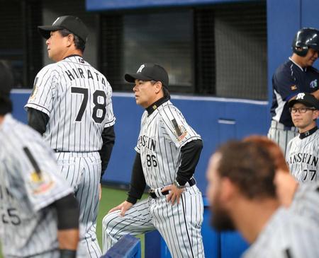 【阪神】和田監督退任!後任候補に金本&掛布氏