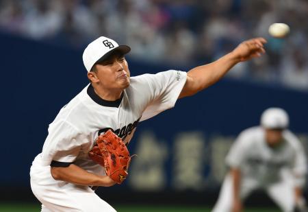 山本昌が22球で更新した記録