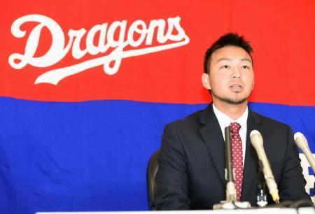 中日・田島50%アップ! 三ツ俣とルーキーの石川は25%ダウンで契約更改