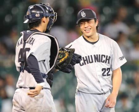 【7/8結果】D5-1T ルナHR、直倫の守備、大野完投で9勝目!2連勝!!