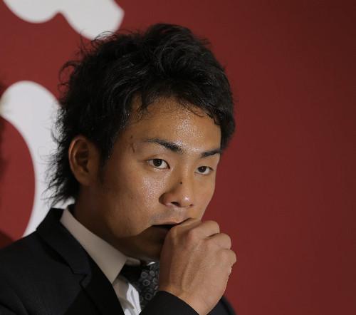 巨人吉川、1150万円増の1700万円で契約更改