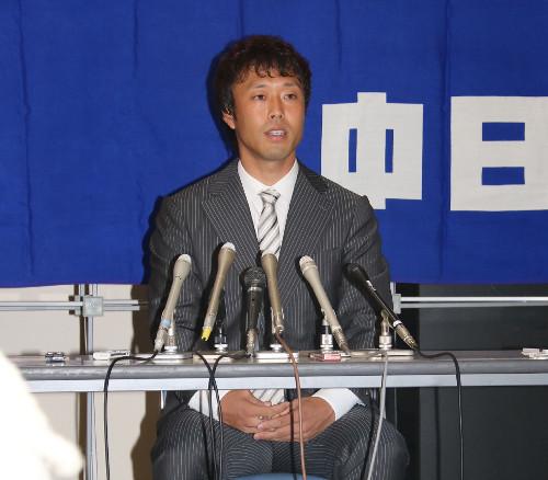 中日・マジカルフォーク岩田が引退 25日の阪神戦(ナゴド)で引退登板