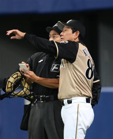 中日岡田「後輩の西川をよろしくお願いします」 ガッフェ「かわいいよね」