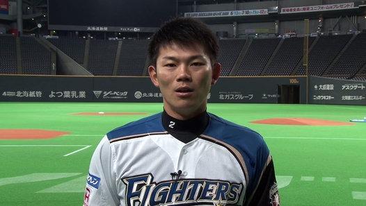 日本ハム大野 FA権行使も 中日など複数球団興味か