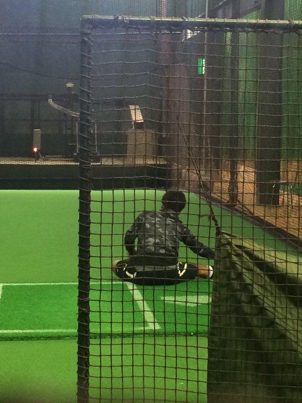 大場翔太投手、中日でも謎行動を見せる