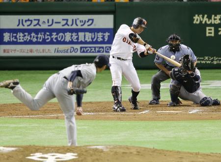 【8/29結果】D0-3G 3安打で2試合連続完封負け ?(?`?´?)?