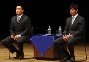山本昌「堂上君のお父さんは…僕が入団した頃は独身だったんですよねハハハ」