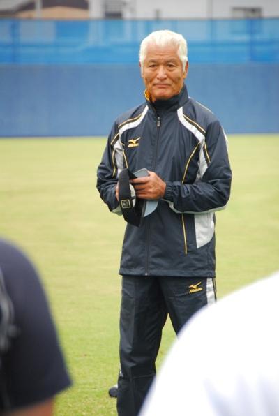 中日新ヘッドコーチ、土井正博氏に就任要請