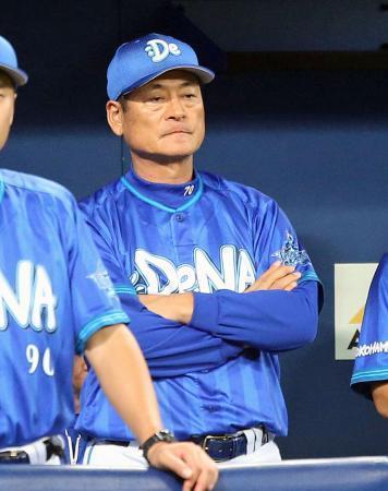 【DeNA】中畑監督、Bクラス確定なら辞任へ...
