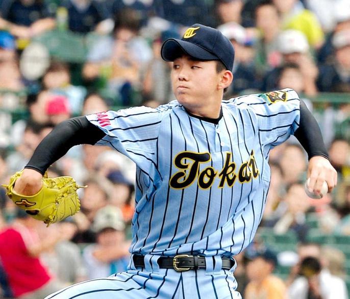 【高校野球】東海大相模のWエース、小笠原&吉田がプロ志望届提出