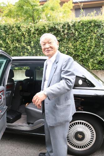 """中日・白井オーナー、電車で""""立ち聞き""""した新監督人事のうわさ話を披露"""