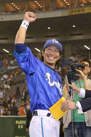 DeNA・多村 来季構想外…野手最年長38歳、現役続行へ模索