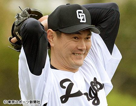 中日の岩瀬仁紀投手、来季も現役続行 左肘痛で今季登板なしも本人希望尊重