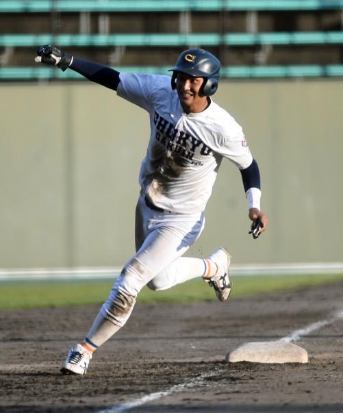 中日、中京学院大・吉川をドラフトで野手最上位評価
