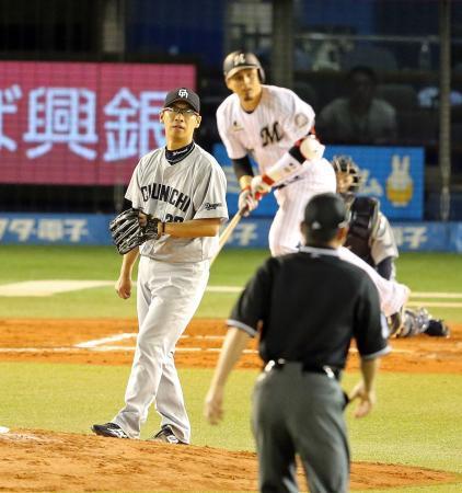【結果6/10】D2-3M 山井6回自責1も負け投手、連勝ストップ…